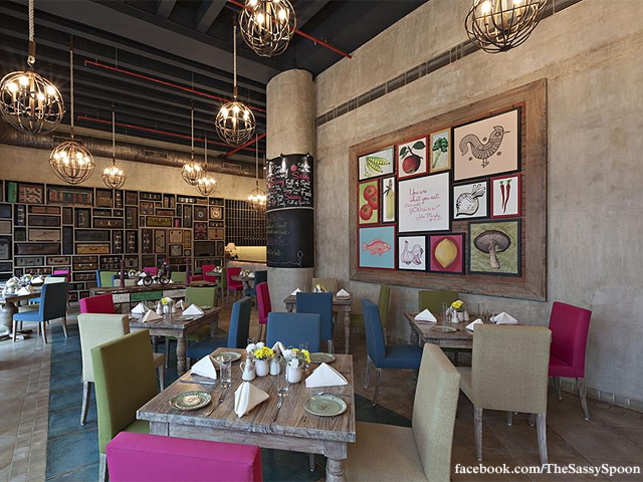 After teasing us for several weeks, the second Sassy Spoon finally opens in Bandra