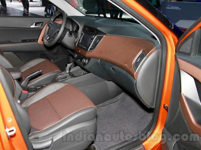 Transmission options - India-bound Hyundai ix25: Exterior