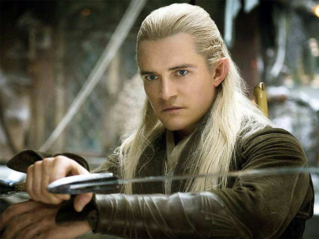 Orlando Bloom Lord Of The Rings Role