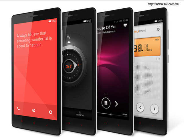 Xiaomi launches Redmi Note for Rs 8,999 and Redmi Note 4G