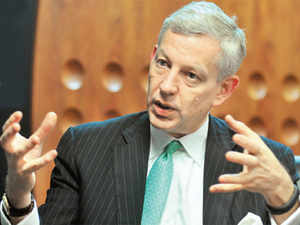 Global CEOs are putting India back on their priority list after Narendra Modi's's ascension to power, saysMcKinsey CEO Dominic Barton.