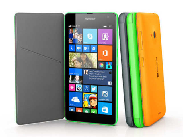microsoft launches lumia 535 budget windows phone for rs 9 199 the