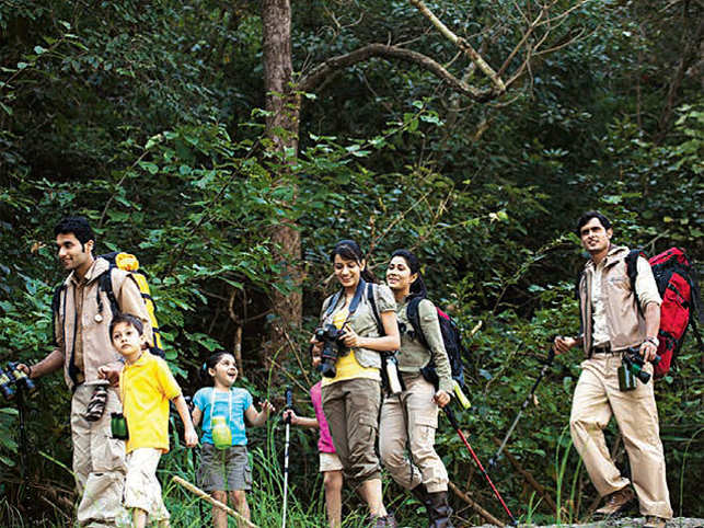 INTO THE WILD: Trek in the mountains ofGarhwal,NandaDevi,NagaHills andAravalliRange to spot flora and fauna.