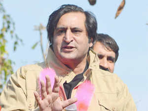 While younger sonSajjadLone -of party People's Conference -has fielded many candidates and is eyeing the CM's post too after he met Prime MinisterModi