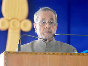 The President was at an event to mark the birth centenary of freedom fighter Chaudhary Ranbir Singh