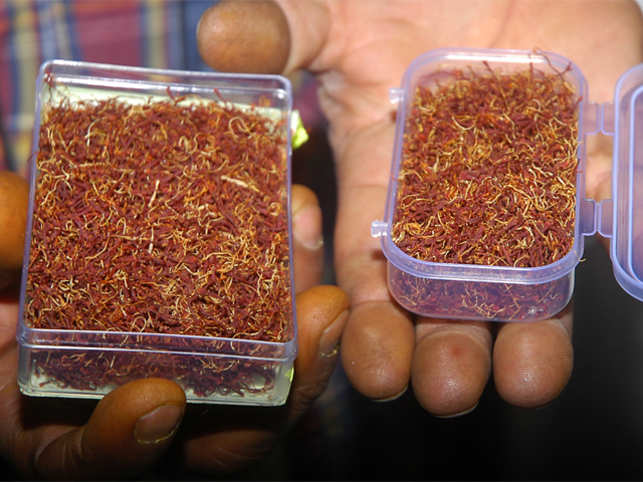 Why saffron is the king of spice world - The Economic Times