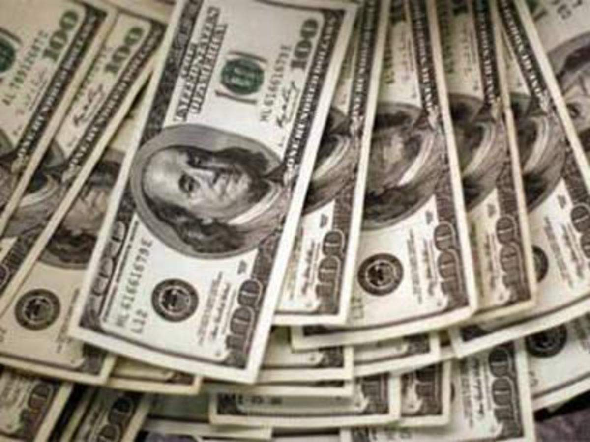Forex Reserves Down By 6724 Million To 31487 Billion