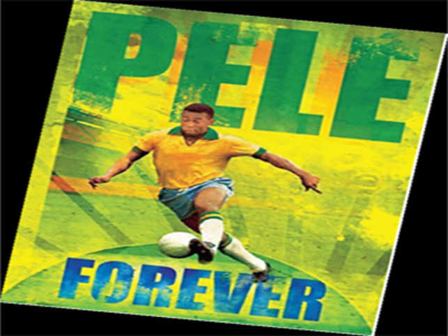 """I promised my father that I was going to win a World Cup for him,"" recalls Pele in the Brazilian movie Pele Forever that opened an exclusive festival for football films in New Delhi last week."