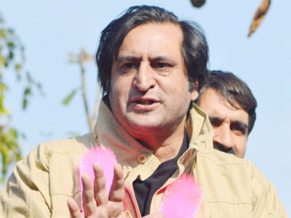 J&K polls: All eyes on Sajjad Lone as Kashmir gears up for