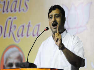 West Bengal BJP president Rahul Sinha's brother today joined the Trinamool Congress's youth wing at a rally here, according to TMYC national president.
