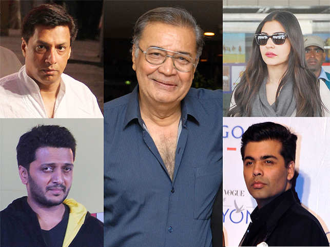 """Bollywood stars took to Twitter to express their grief. """"RIP Deven Verma... your straight-faced impeccable comic timing still doesn't have a successor,"""" Johar tweeted."""