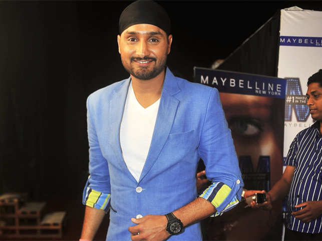 807753001b Harbhajan Singh  Harbhajan Singh loves  collecting memories  - The ...
