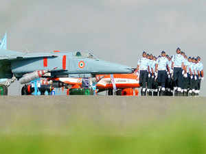 IAF airlifted nearly 14 tonnes of the material used for building the bridge as well as the engineers over a period of 14 days.