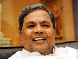 """The ultimate purpose of all science and research should be to address the huge challenges faced by the common man in these areas,"" Siddaramaiah said."