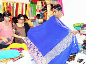 """We are trying to do innovative ways to make Banarasi more desirable to the urban customer,"" said SK Panda, secretary at the textiles ministry."