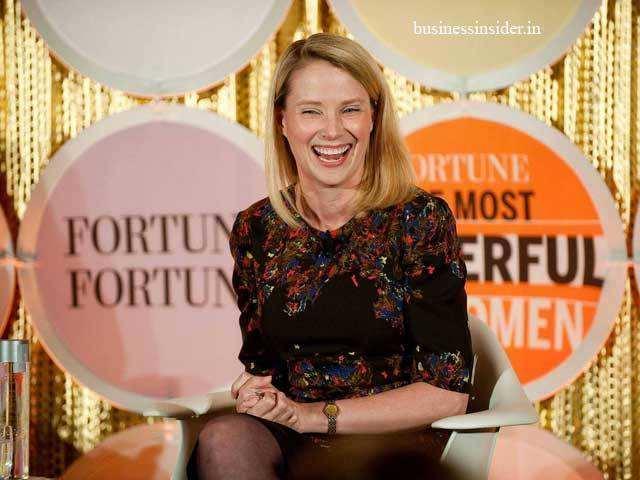 Yahoo CEO Marissa Mayer - 16 people whose incredible work