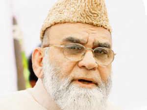 Chinmayanand has supported Sadhvi Niranjan Jyoti's objectionable remarks and said Jama Masjid Imam Syed Ahmed Bukhari and his supporters were 'haramzadas'.