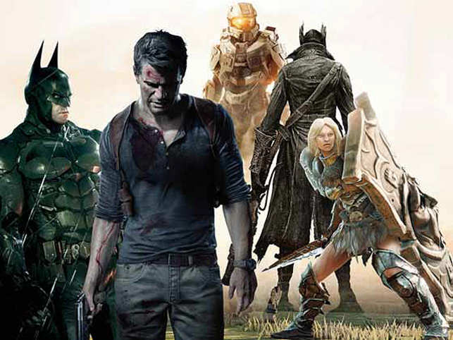 It's the final month of 2014, and while it's been an incredible year for video games, 2015 looks even brighter. It's time to take a peek into the future.