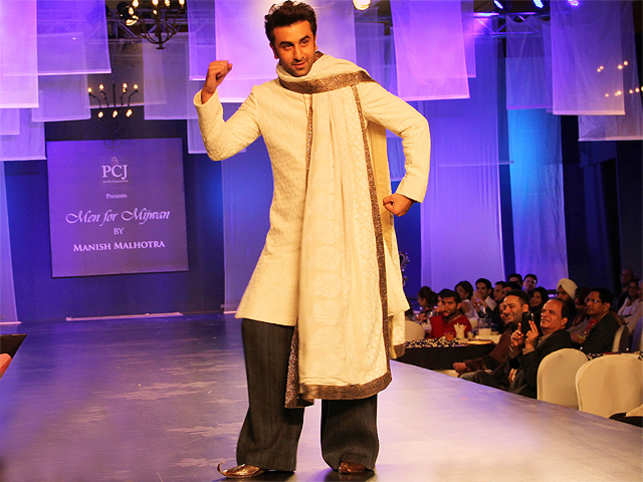 Sangeet, pheras, reception... the sherwani always brings out the suave in you.