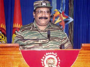 In Pics: LTTE Leader Prabhakaran