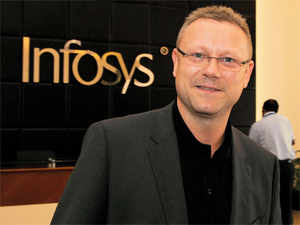 Infosys is looking scale up Finacle by looking at partnerships, increasing its presence in the mobile banking space and adding insurance domain technology.