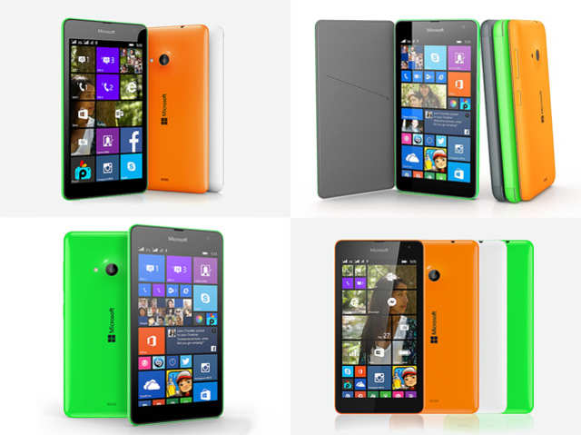 Lumia 535 review: The 'first' Microsoft Lumia - Lumia 535