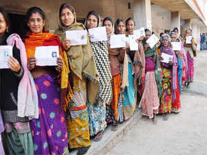 Polls, which would be held across fifty districts which include 51,313 'janpads' and 22,851 villagepanchayats, would not be fought on party lines.