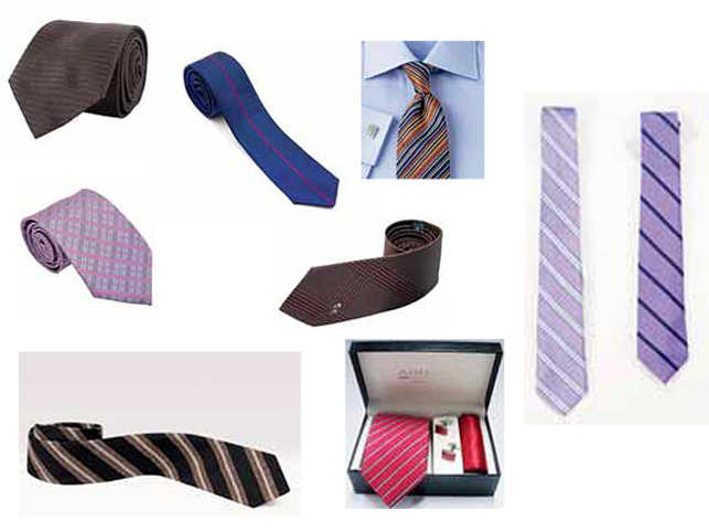 Striped ties are a classic style choice, picked by men who mean business. Here are some that you can pull off with aplomb.