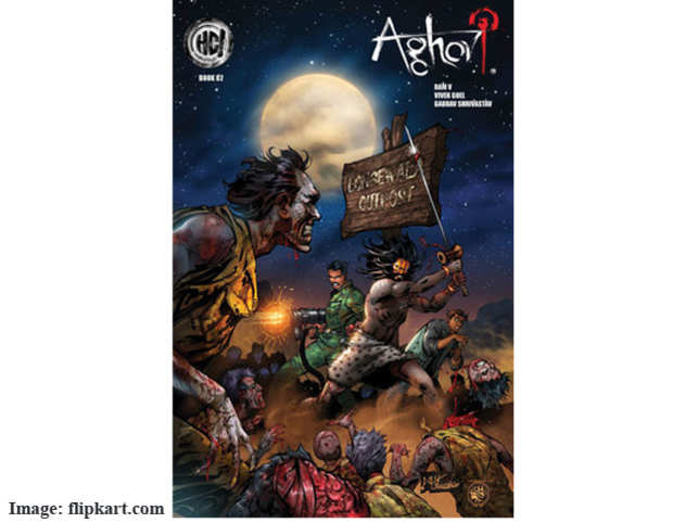 The Aghori series (Holy Cow Entertainment) has been a popular, on-going series since 2012 and has really come of age in the last one year.