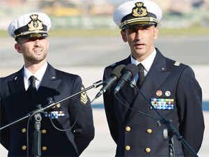 Italy for consensual solution of marines' issue ...