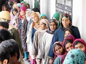 The gung-ho national celebration of long queues and big turnouts of voters in the Valley clearly misses one significant point: it is the BJP's heady cocktail that has raised the turn-out bar this time.