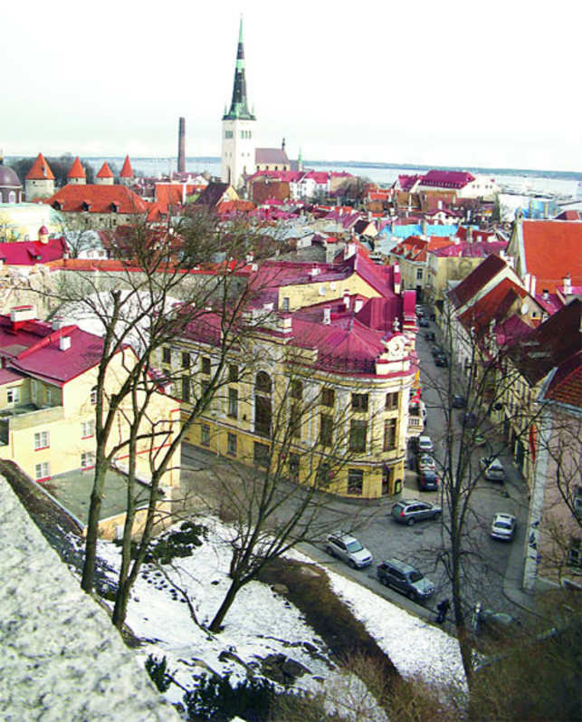 Tallinn: The city by the sea