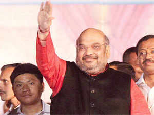 """BJP is only party that opposes forceful conversion & so called secular parties should come forward to support an anti-conversion legislation,"" said Shah"