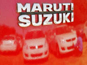 Maruti Suzuki is preparing for a product onslaught in 2015 to expand its share in the Indian market where it already sells one in every two cars.