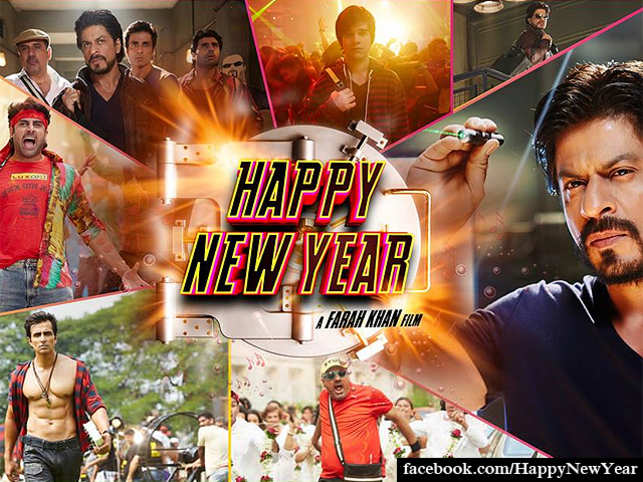Happy New Year Film India 55
