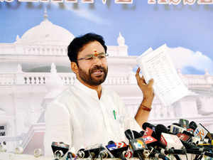 Conduct Hyderabad corporation polls immediately: Telangana ...