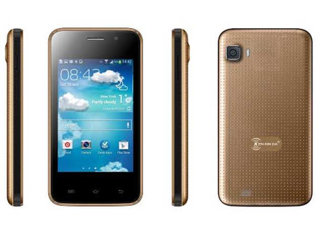 Kenxinda unveils 3G smartphone at Rs 2,499