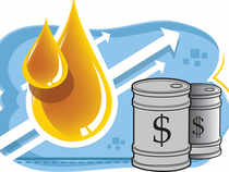 The oil for delivery in February contract gained Rs 2.55, or 0.42 per cent to Rs 610 per 10 kg in 55,245 lots.