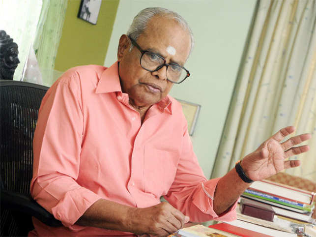 A multi-lingual filmmaker,Balachanderdebuted with his Tamil film 'Neerkumizhi' (by adapting his play of the same title) in 1965.