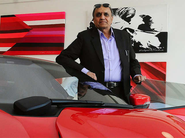 Dilip Chhabria, who will roll out the first desi sports car - Avanti - next year, reveals the anxiety, sweat and megabucks that went into designing it.