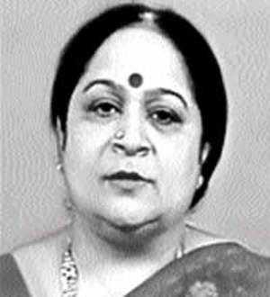 Jayanthi Natarajan, AICC Spokesperson And MP