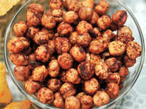 At the National Commodity and Derivatives Exchange, chana for delivery in February month rose by Rs 12, or 0.36 per cent to Rs 3,376 per quintal.
