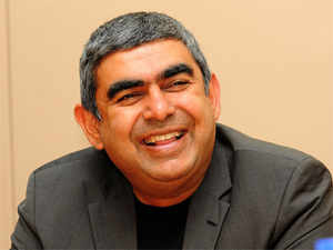 Since Sikka was named CEO-designate on June 12, the company over the past six months has seen close to 60 per cent rise in recruitment in data and analytics space.