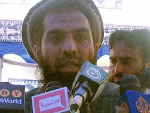 "India today conveyed to Pakistan its ""strong concern"" at the lack of effective action by it in the case of Mumbai attack mastermind Zakiur Rehman Lakhvi."