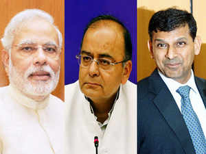 PM Modi, Jaitley and Rajan will attend theGyanSangamor 'Confluence of Knowledge' at the National Institute of Bank Management inPuneto hammer out a strategy to revive the ailing state-owned banking sector.
