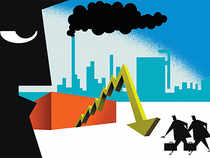 Crude oil futures fell by 0.15 per cent to Rs 3,418 per barrel today as speculators trimmed positions amid a weak trend in Asian markets.