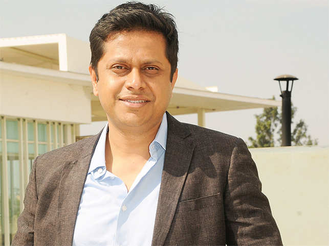 Myntra moved into a fashion-themed office in Bengaluru recently. Mukesh Bansal, CEO, is not lagging behind in the style stakes either.