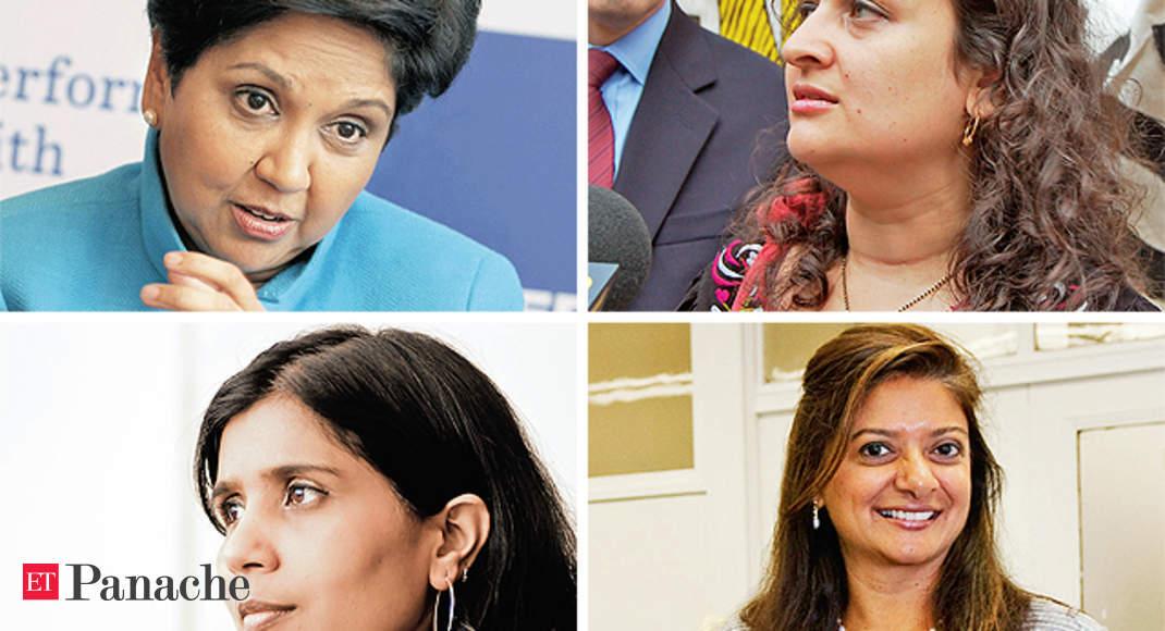 Global Indian Women: Top 20 India-born & globally successful women
