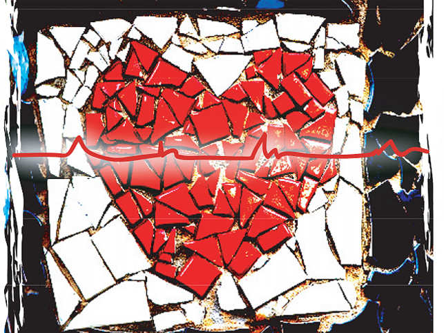It takes three months to heal a broken heart! - The Economic Times