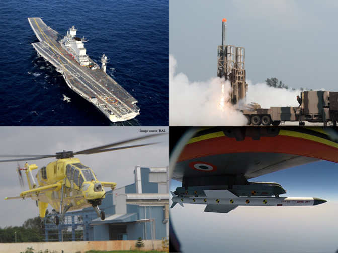 Eight Major Defence Achievements For India In 2014